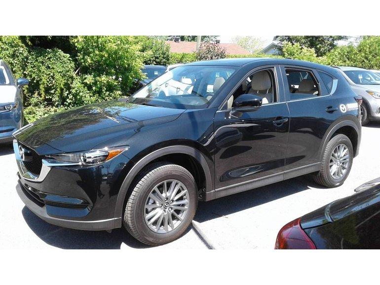 Mazda CX-5 GX FWD ANGLE MORT, CAM RECUL,MAGS 17'' 2018