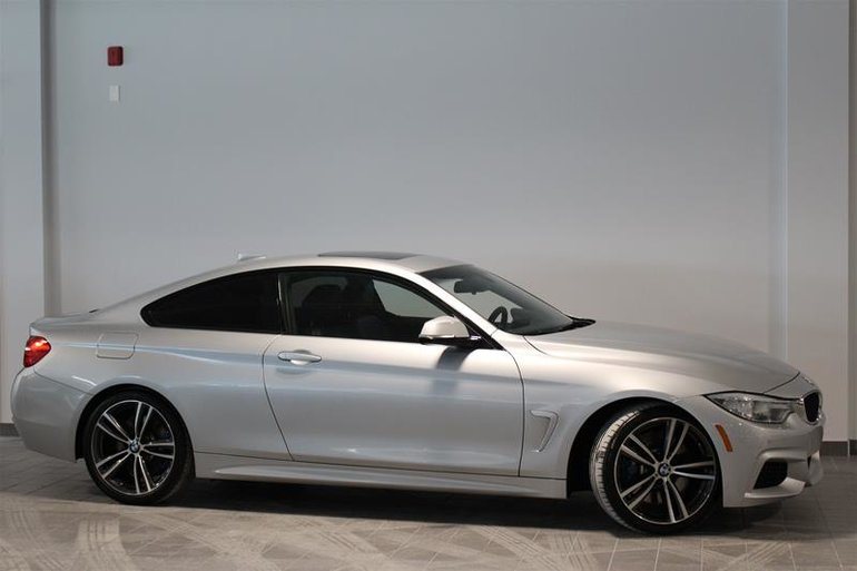 Pre Owned 2015 Bmw 435i Coupe For Sale 27995 0 Mercedes Benz Blainville