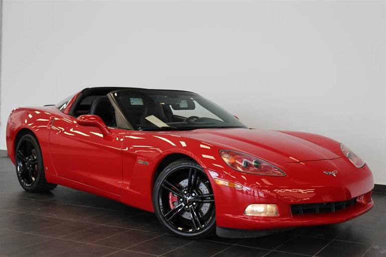 2009 Chevrolet Corvette Coupe
