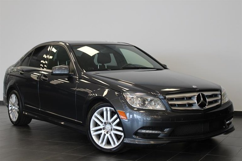2011 Mercedes-Benz C300 4MATIC Sedan