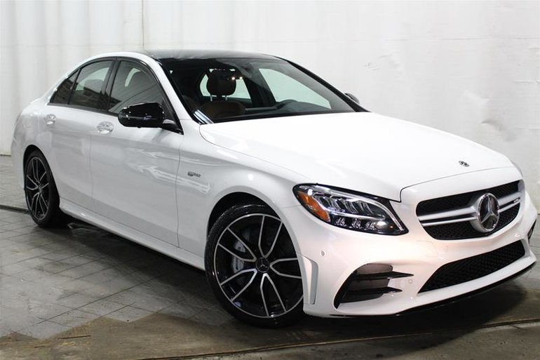 New 2019 Mercedes Benz C43 Amg 4matic Sedan For Sale 73205 0