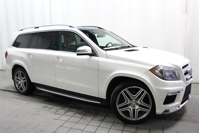 Pre Owned 2016 Mercedes Benz Gl350 Bluetec 4matic For Sale