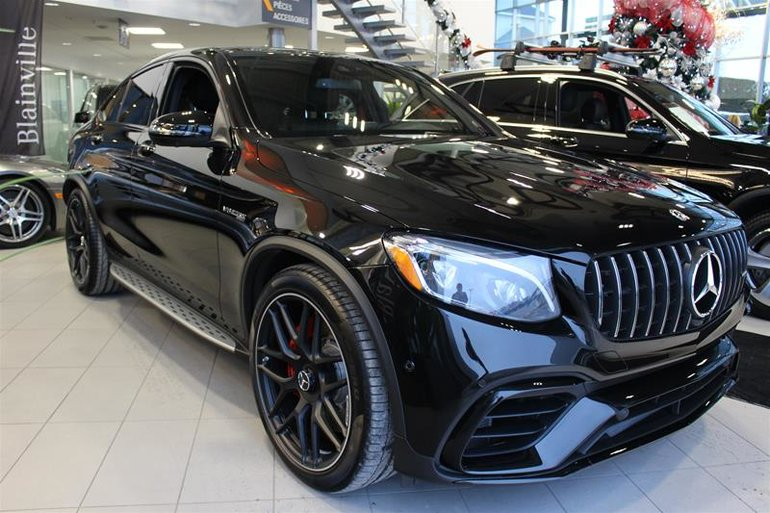New 2019 Mercedes-Benz GLC63 AMG S 4MATIC+ Coupe For Sale