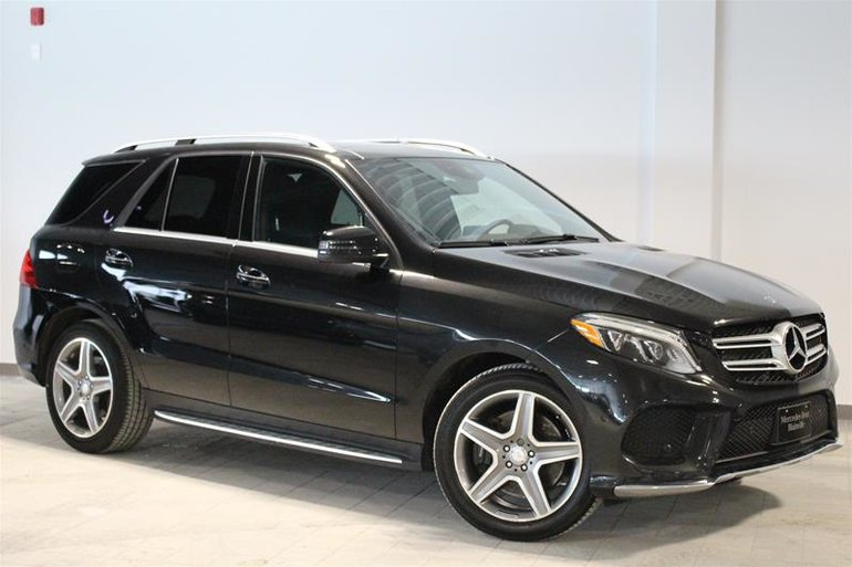 2017 Mercedes-Benz GLE400 4MATIC SUV