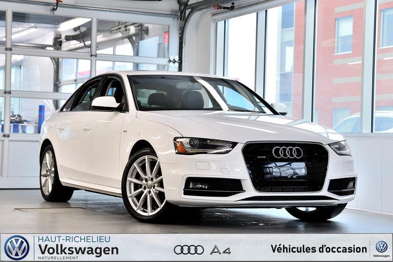 Audi A4 Progressiv plus 2015