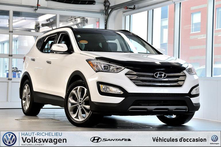 Hyundai Santa Fe Sport Limited + 2.0t + AWD 2016
