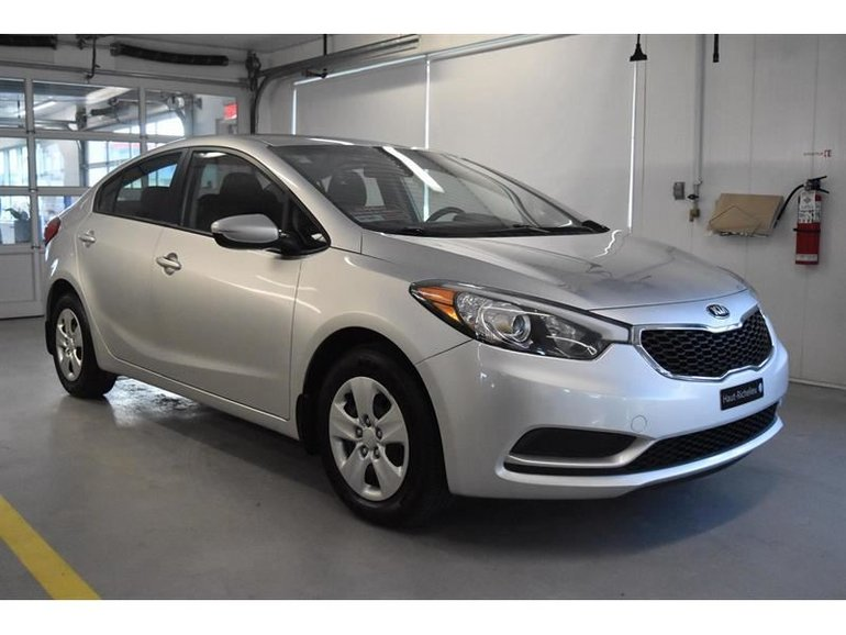 Kia Forte LX + BLUETOOTH 2014