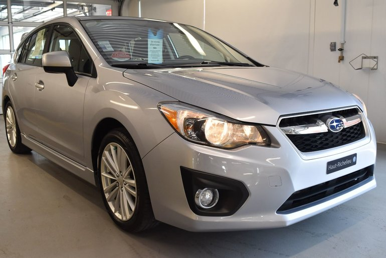 Subaru Impreza Wagon 2.0i Sport 2014