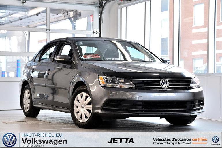 Volkswagen Jetta TRENDLINE + 2015