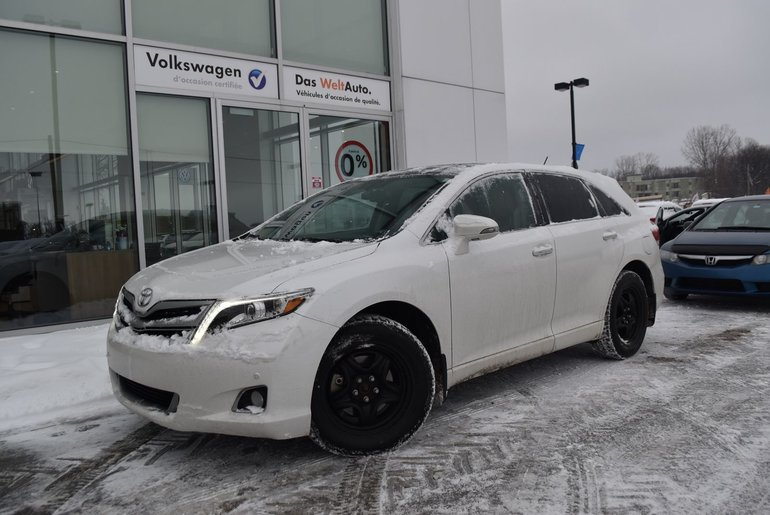 Toyota Venza LIMITED 2016