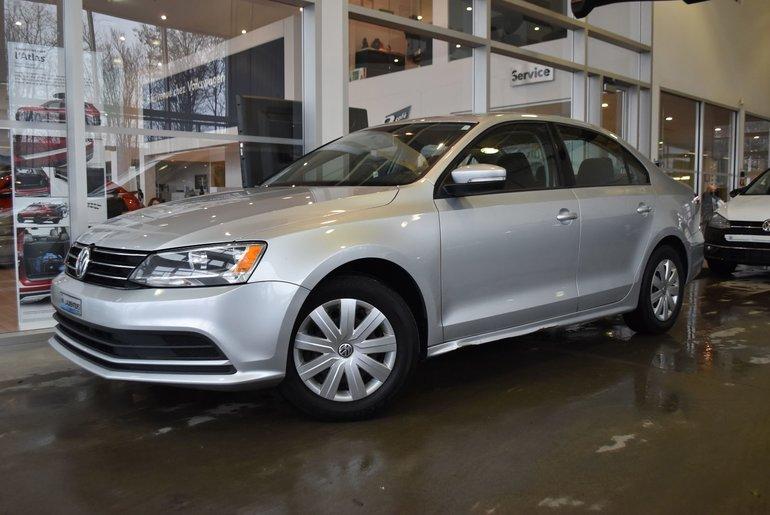 Volkswagen Jetta TRENDLINE PLUS 2015