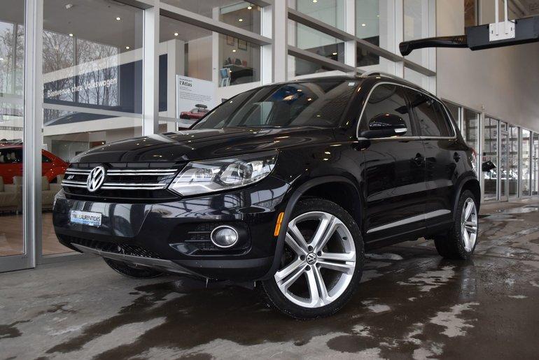 Volkswagen Tiguan RESERVÉ/RESERVED 2015