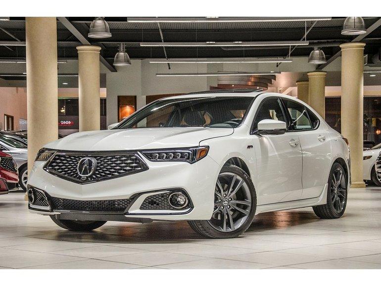 Acura TLX Elite A-Spec**DEMO** 2018