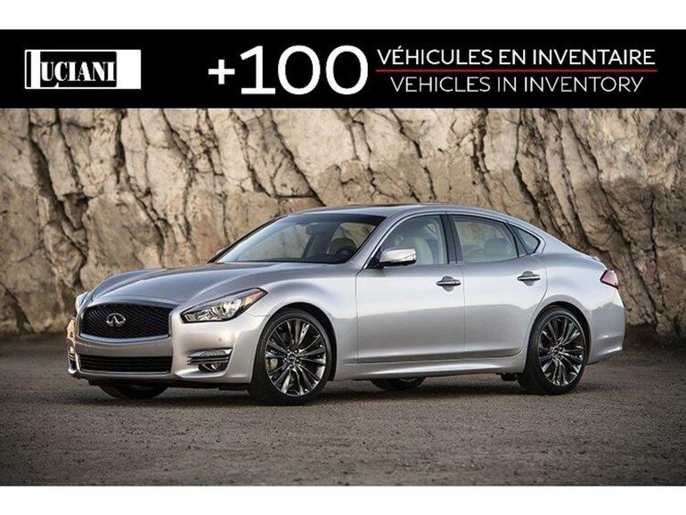 Infiniti Q50 !!! DEMO Signature AWD - 10 000 $ OFF !!! 2019
