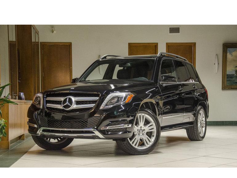 Mercedes-Benz GLK-Class **DIESEL*NAV*PANO SUNROOF*BACK UP CAM* 2015