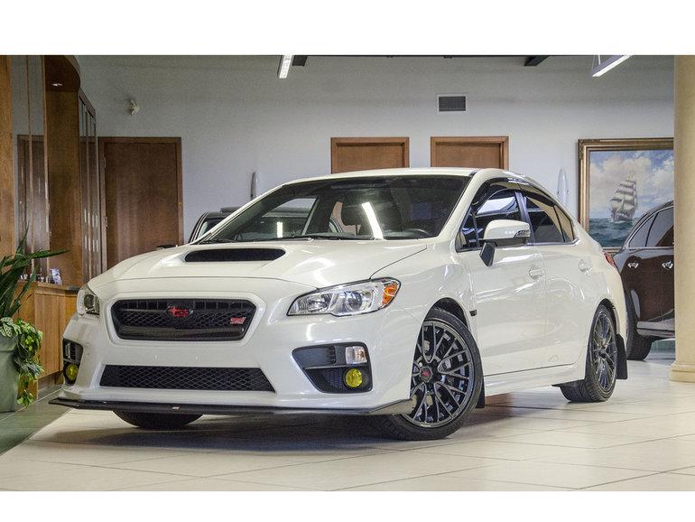 Subaru WRX STI **MANUAL**FRONT LIP**REAR SPOILER** 2015