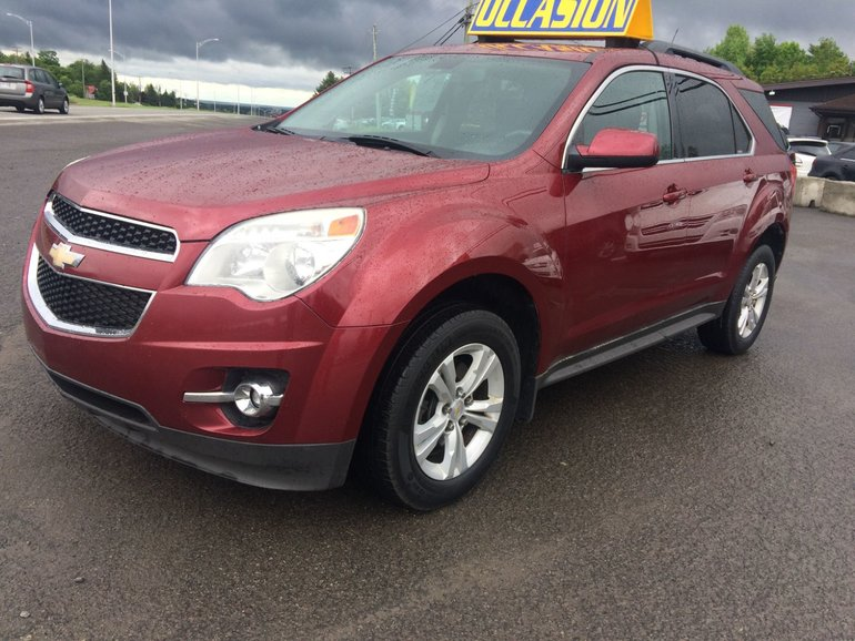 2011 Chevrolet Equinox 1LT AWD TRACTION INTEGRALE