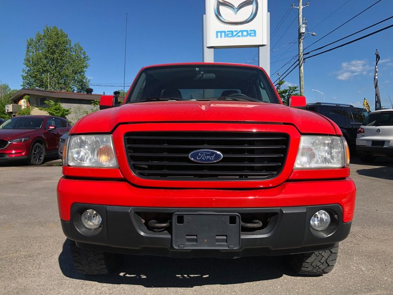 2008 Ford Ranger 4X4 EDITION SPECIAL AUTOMATIQUE