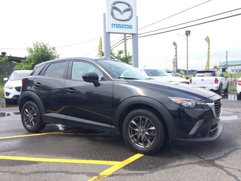 Mazda CX-3 CX3 GS CARFAX  DISPO TRACTION INTÉGRALE 2017
