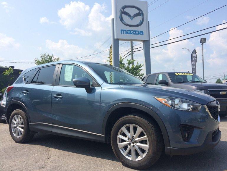 Mazda St Jerome >> Mazda Saint Jerome Pre Owned 2015 Mazda Cx 5 Gs Carfax