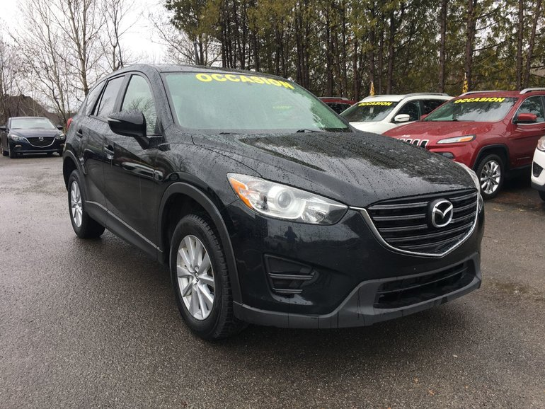 2016 Mazda CX-5 GX/GS/GT