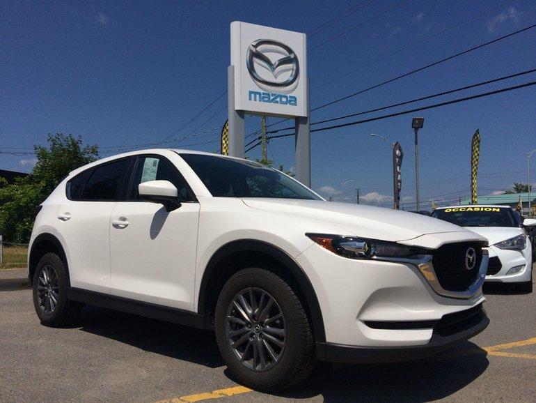2017 Mazda CX-5 GX automatique tres bas kilometrage