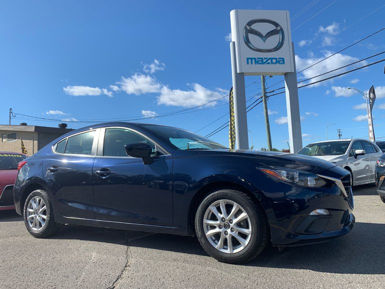 Mazda3 GS AUTOMATIQUE  A/C 2015