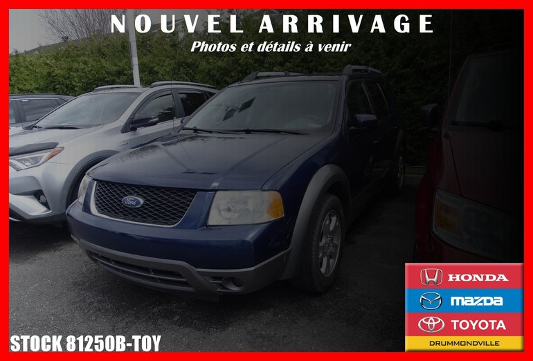 2006 Ford Freestyle SEL* MAGS* CLIMATISEUR* CRUISE*