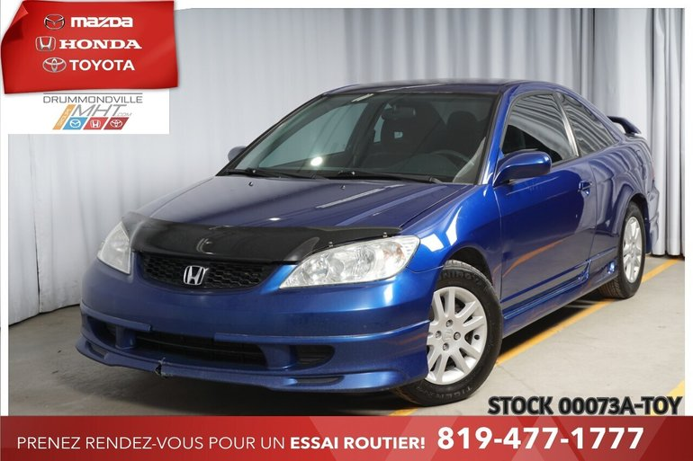 Honda Civic REVERB* SPORT* MAGS* 2005