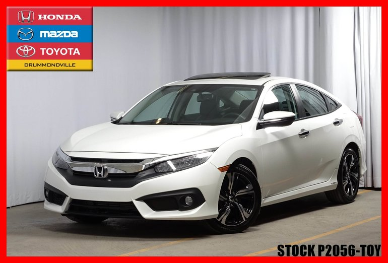 Honda Civic Touring *NAVIGATION+DEL+DÉTECTEUR DE PLUIE* 2016