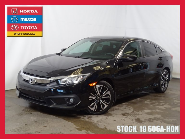 2016 Honda Civic EX-T+TOIT OUVRANT+A/C+TURBO+MAGS+++