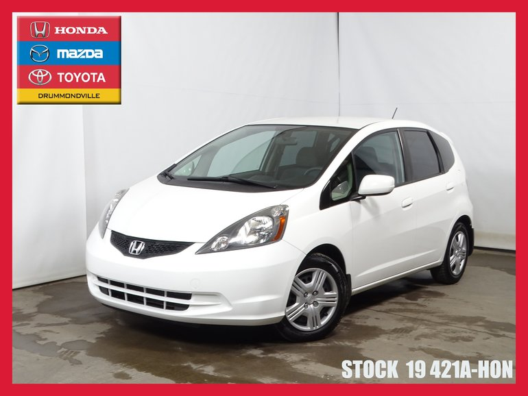 Honda Fit LX+A/C+REGVIT+BLUETOOTH+++ 2014