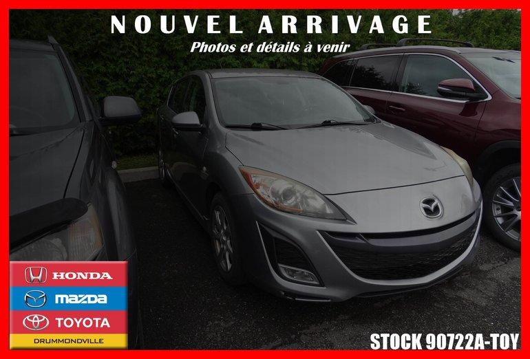 2010  Mazda3 Sport GS* CLIMATISEUR* MAGS* JAMAIS ACCIDENTÉ*