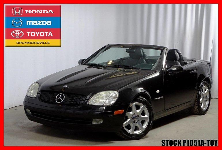 1999 Mercedes-Benz SLK-Class !!IMPECCABLE!!