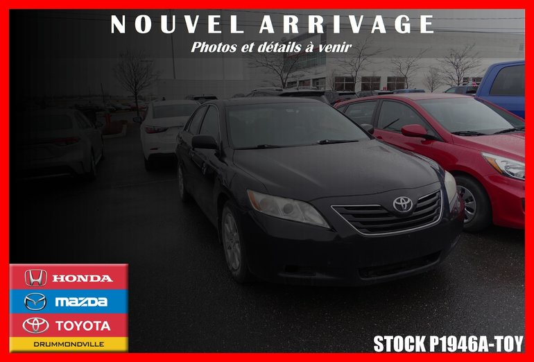 Toyota Camry LE V6 2009