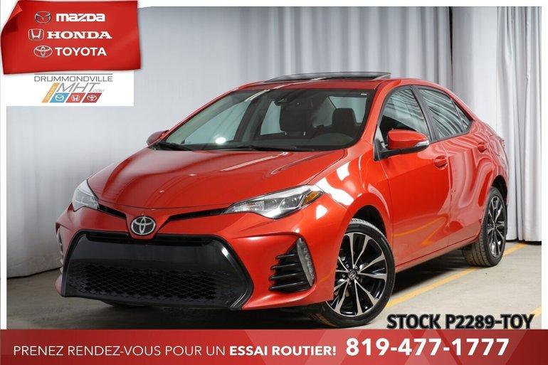 Toyota Corolla SE* SAFETY SENSE* TOIT 2017