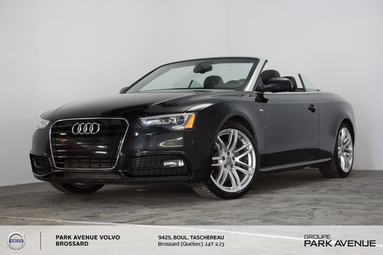 2015 Audi A5 2.0 Technik
