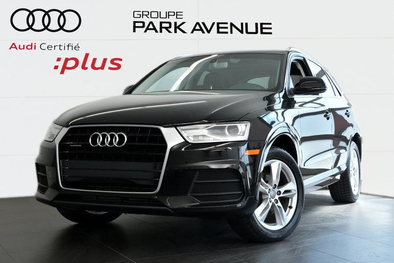 Audi Q3 2.0T Progressiv 2016