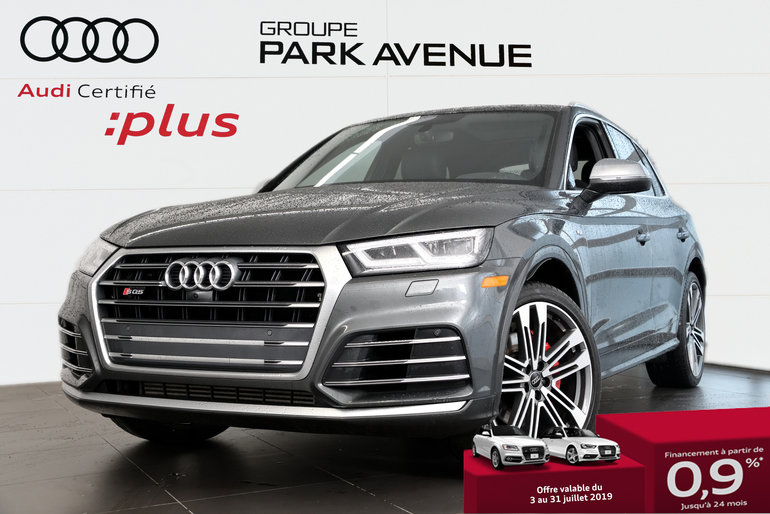 2018 Audi SQ5 3.0 Technik