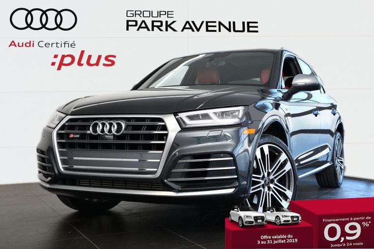 Audi SQ5 3.0 Technik 2018