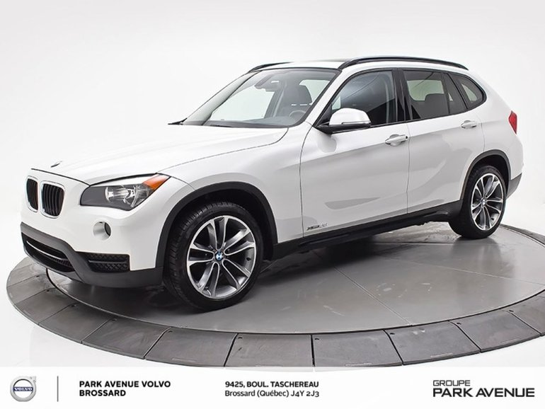 Bmw Park Avenue >> Used 2014 Bmw X1 Xdrive28i Cuir Sieges Chauff Mags For Sale