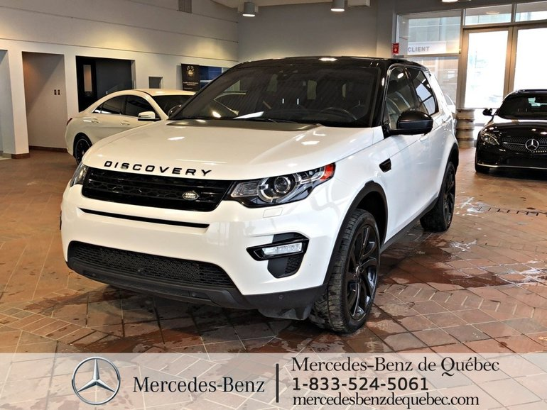 2016 Land Rover DISCOVERY SPORT Land Rover Discovery Sport AWD