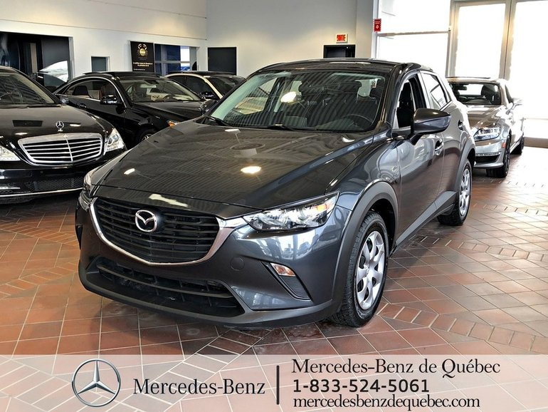 2016 Mazda CX-3 2016 Mazda CX-3 GX FWD at