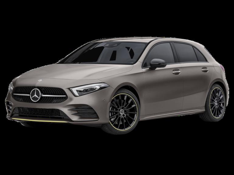 2019 Mercedes-Benz A-Class Hatchback 4MATIC Hatch