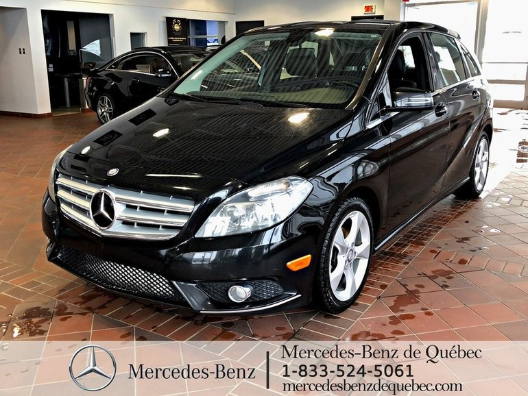 2014 Mercedes-Benz B-Class B250 Sports Tourer Cuir, Cruise