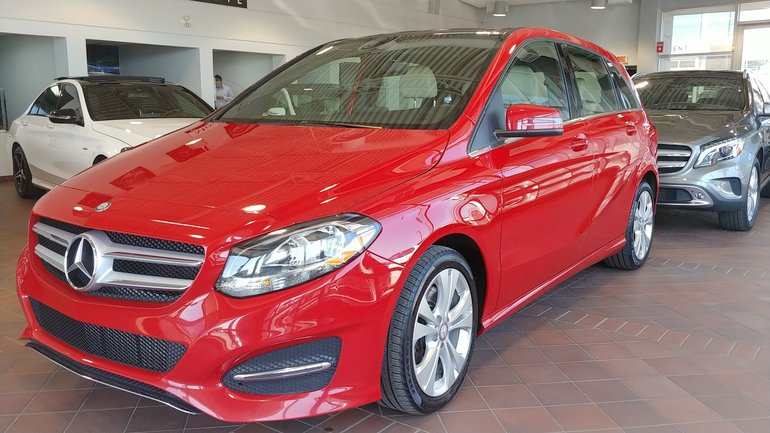 2017 Mercedes-Benz B-Class B 250 Sports Tourer