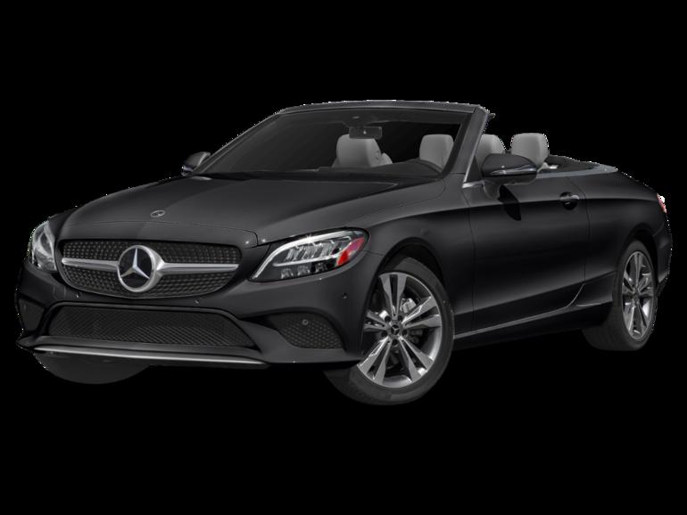 2019 Mercedes-Benz C-Class Cabriolet 4MATIC Cabriolet