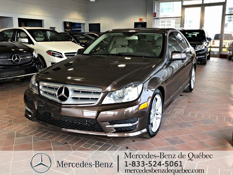 2013 Mercedes-Benz C-Class C300 4MATIC, clim 2 zones
