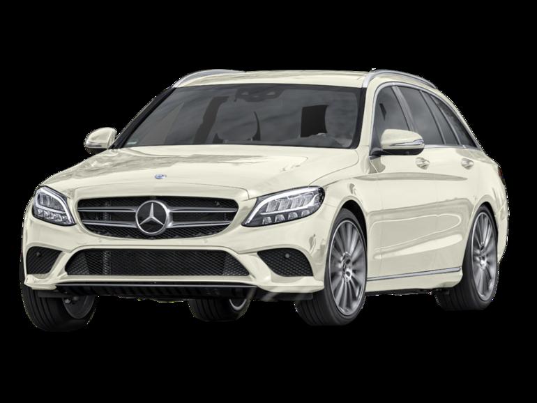 2018 Mercedes-Benz C-Class 4MATIC Sedan