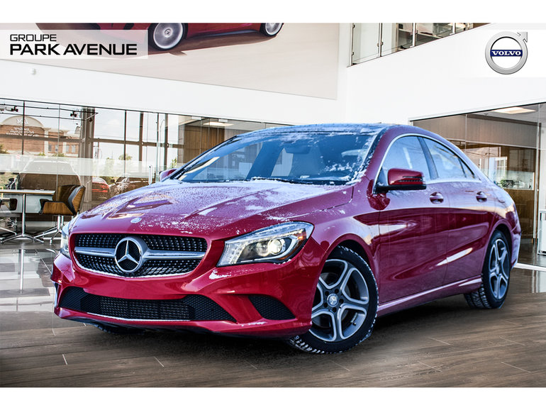 Mercedes-Benz CLA-Class CLA250 | (R) B.M 2014